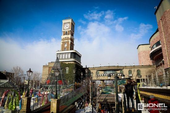 Landmark Terkenal di Jepang Sapporo Clock Tower