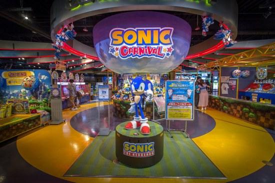 Liburan di Odaiba: bermain di Sega Tokyo Joypolis