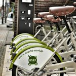 Machinori Keliling Kanazawa dengan sepeda