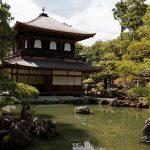 Melihat Kuil Ginkakuji dari dekat
