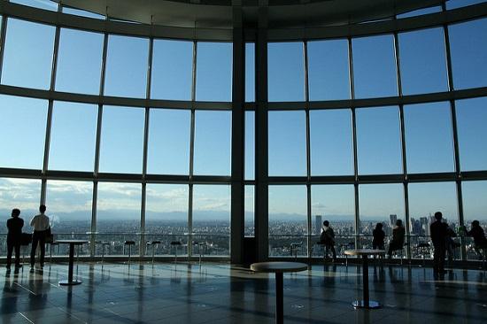 Melihat Tokyo dari Mori Tower Observation Deck