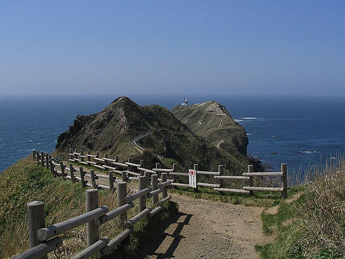 Melihat keindahan Cape Kamui di Hokkaido