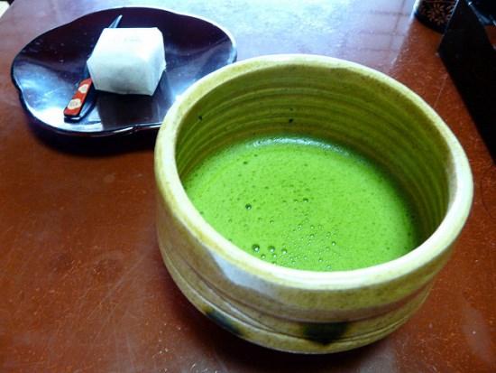 Mencicipi teh hijau Jepang di Shizuoka