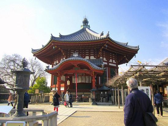 Mengunjungi Kuil Kofukuji di Nara