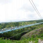 Meniti jembatan Mishima Sky Walk