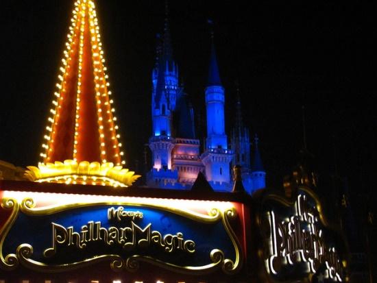 Mickey's Philharmagic di Tokyo Disneyland