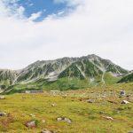 Momiji Jepang 2017 Murodo di Tateyama Kurobe Alpine