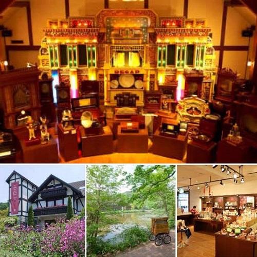 Museum kotak musik Gunung Rokko