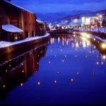 Musim Dingin di Hokkaido: Kanal Otaru
