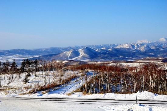 Musim Dingin di Hokkaido: Pegunungan Daisetsuzan