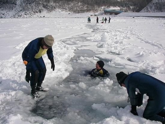 Musim Dingin di Hokkaido: Shiretoko