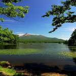 Musim panas di Taman Onuma Hakodate