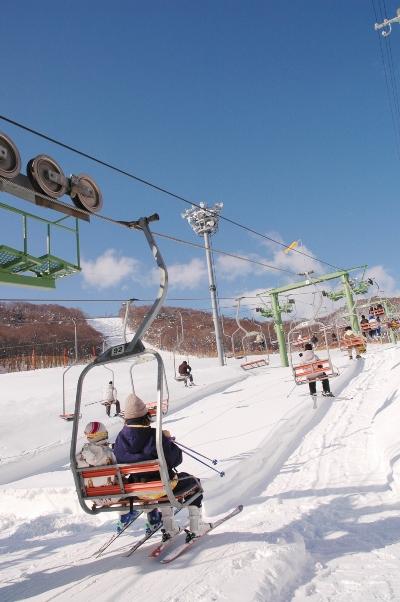 Naik gondola di Moiwa Ski Resort