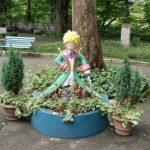 Objek di taman Museum Little Prince Hakone