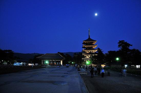 Pagoda Kuil Kofukuji Nara