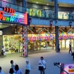 Palette Town Odaiba
