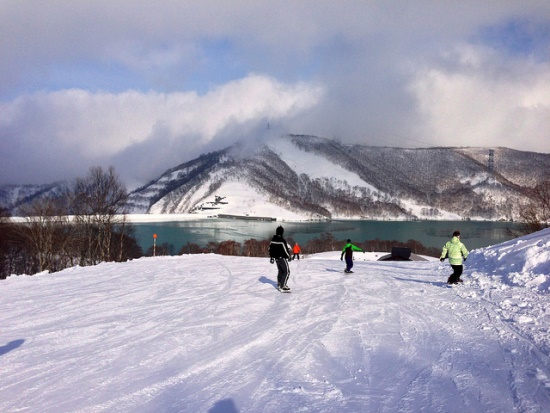 Panorama Resort Ski Kagura