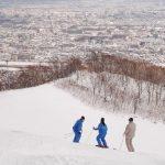 Pemandangan Moiwa Ski Resort