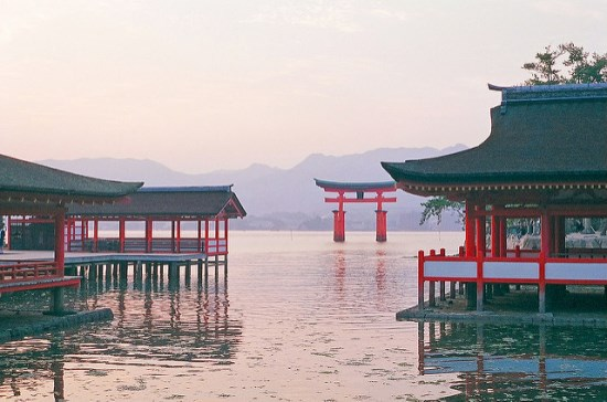 Pemandangan Terindah di Jepang Miyajima di Hiroshima