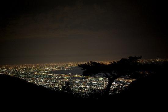Pemandangan Alam Kita Pemandangan Gambar Malam Hari