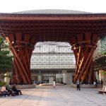 Pintu Gerbang Ikonik Stasiun Kanazawa