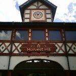Pintu masuk Harvest Hill Osaka