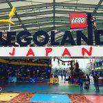 Pintu masuk Legoland Nagoya Jepang