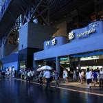 Pintu masuk Stasiun kereta Kyoto