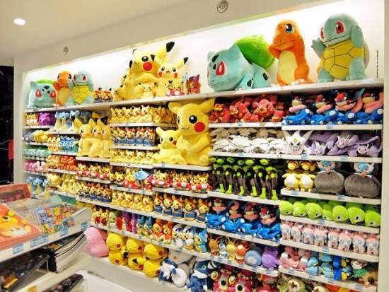 Pokemon center di Tokyo Skytree