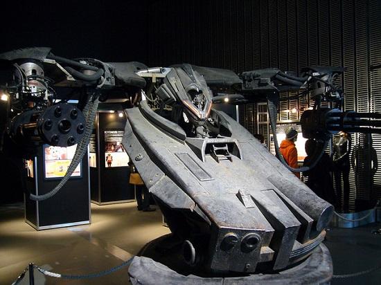Presentasi Terminator di Museum Miraikan