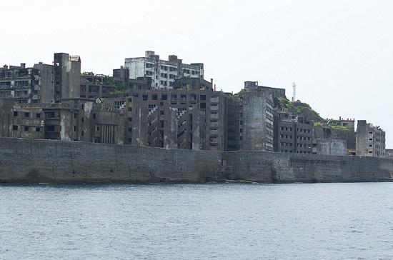 Pulau yang ditinggalkan Gunkanjima