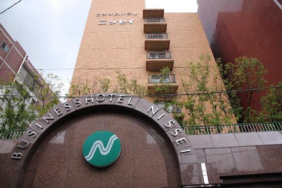 Rekomendasi Hotel Murah di Osaka Business Hotel Nissei