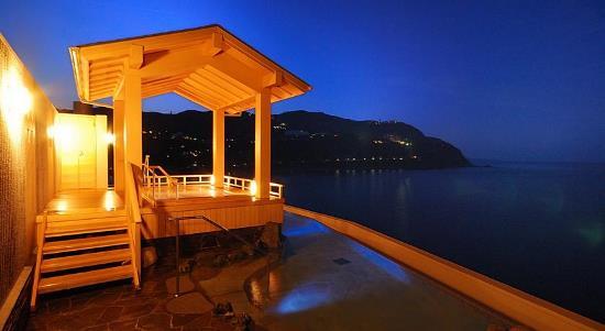 Rekomendasi hotel saat honeymoon di Jepang Hamanoyu Izu