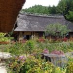 Rumah tradisional di Iyashi No Sato