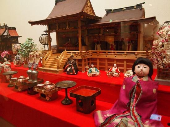 Salah satu koleksi Museum Kastil Hikone