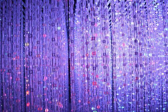 Salah satu sudut di Digital Art Museum Odaiba