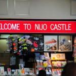 Selamat datang di Istana Nijo Kyoto