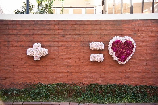 Spot foto unik di Gereja St. Valentine Harajuku