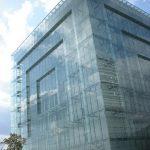 Struktur Kaca Museum Gempa Kobe