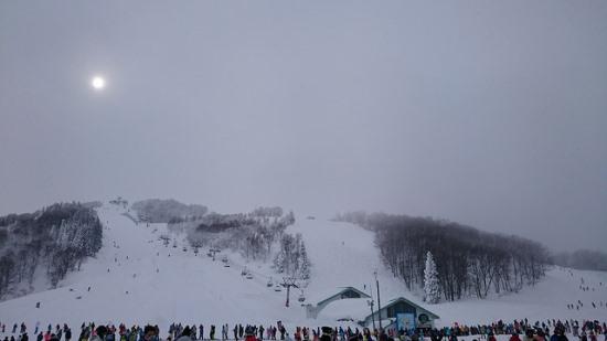 Suasana Gala Yuzawa Resort di Niigata
