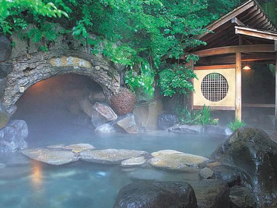 Suasana Hakone Tenzan Onsen