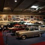 Suasana Museum Toyota di Nagoya