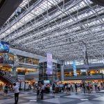 Suasana Shin Chitose Airport
