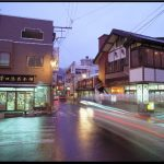 Suasana di Naruko Onsen