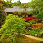 Taman Kuil Ryoanji di Kyoto