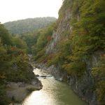 Tebing Jozankei di Sapporo Hokkaido