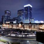 Tempat unik melihat pemandangan Tokyo dari Marunouchi