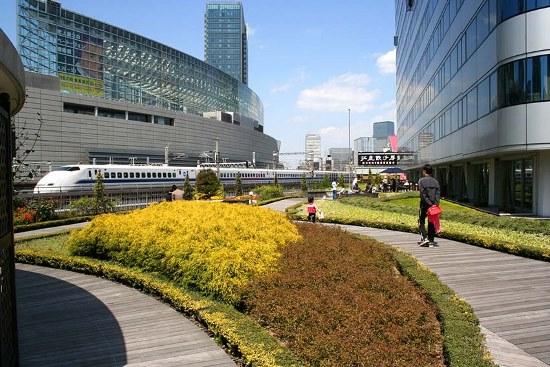Tempat unik melihat pemandangan Tokyo dari Yurakucho