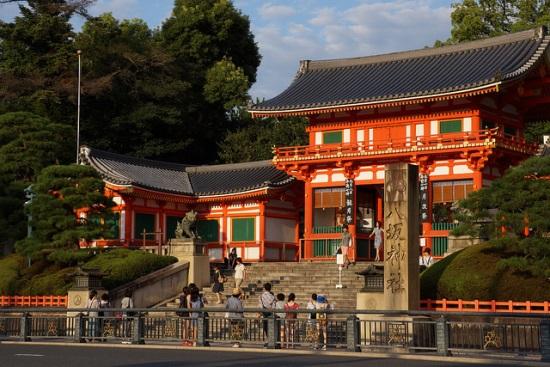 Tempat Wisata di Kyoto Kuil Yasaka