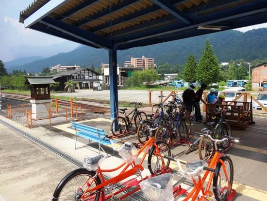 Tempat sewa sepeda Gattan Go
